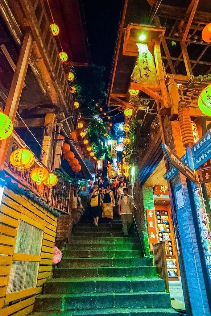 Taipei kyufun minshuku 0115