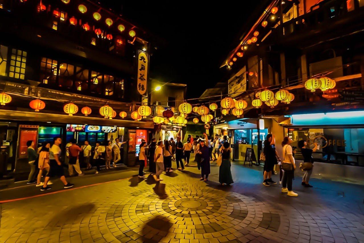 Taipei kyufun minshuku 0118