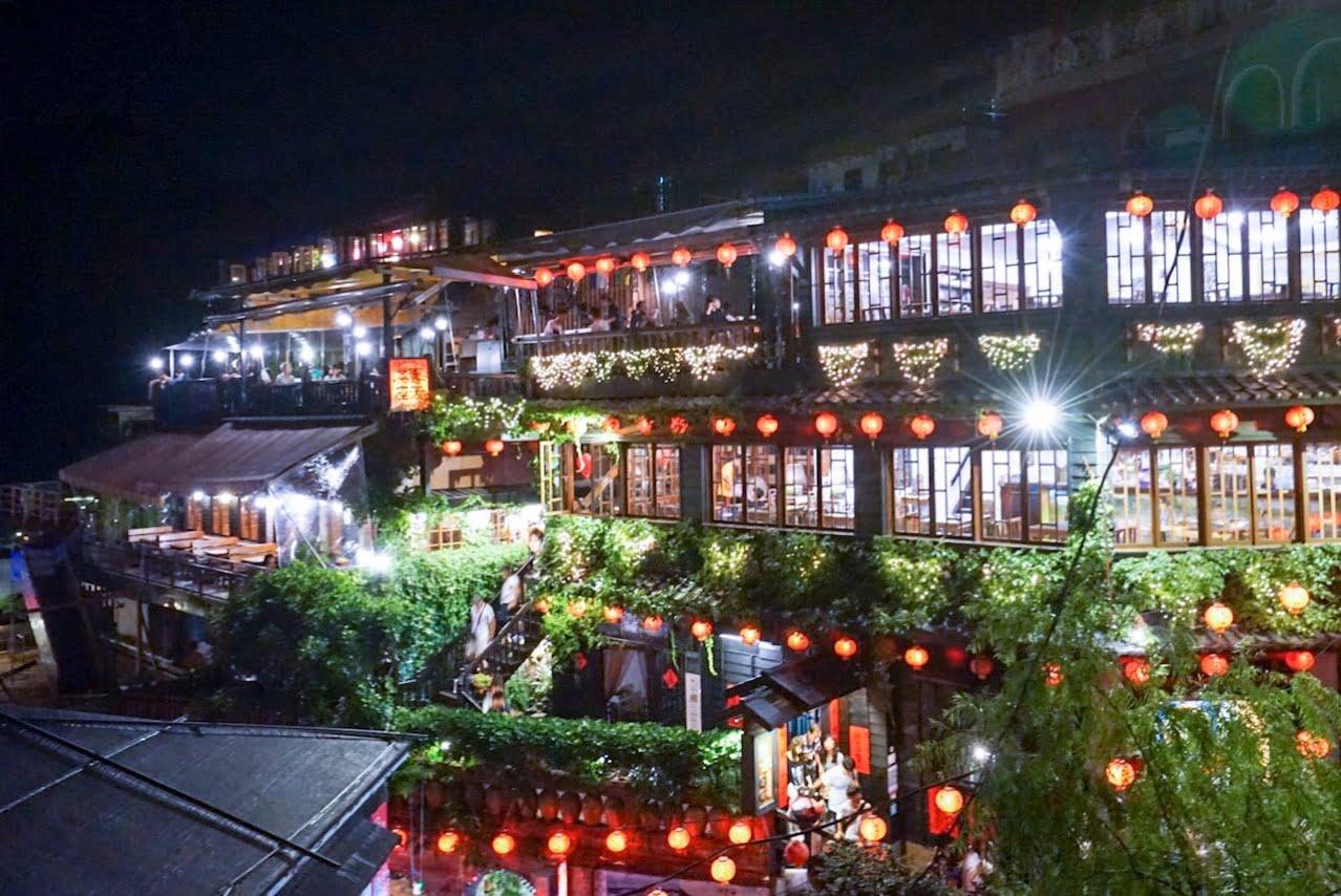 Taipei kyufun minshuku 0119