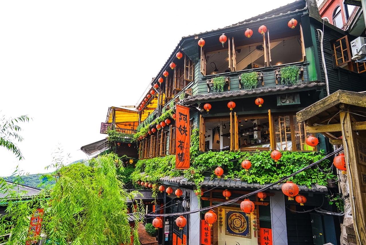 Taipei kyufun minshuku 0156