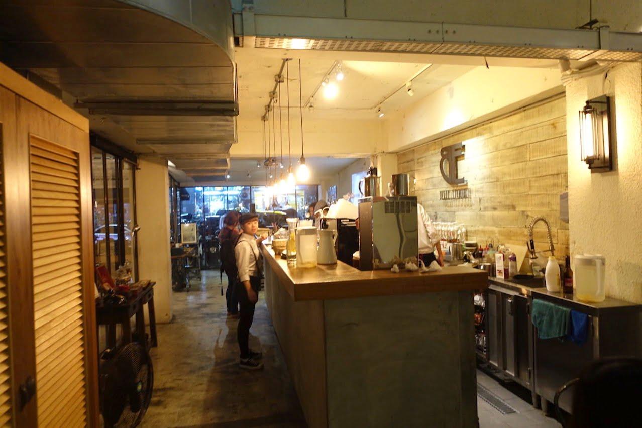 Taipei cafe meihaoshidai 008