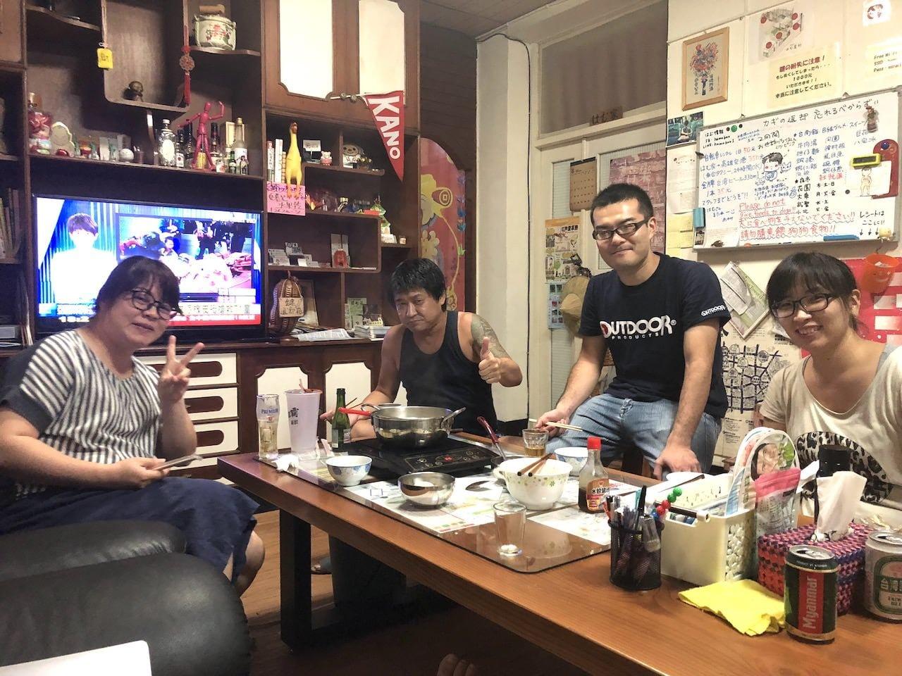 Tainan guesthouse hamuya house 6