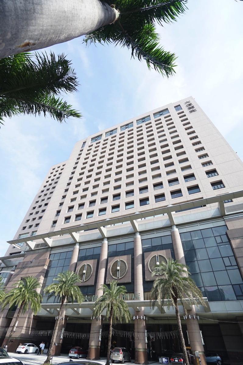 Tainan hotel landis 00211