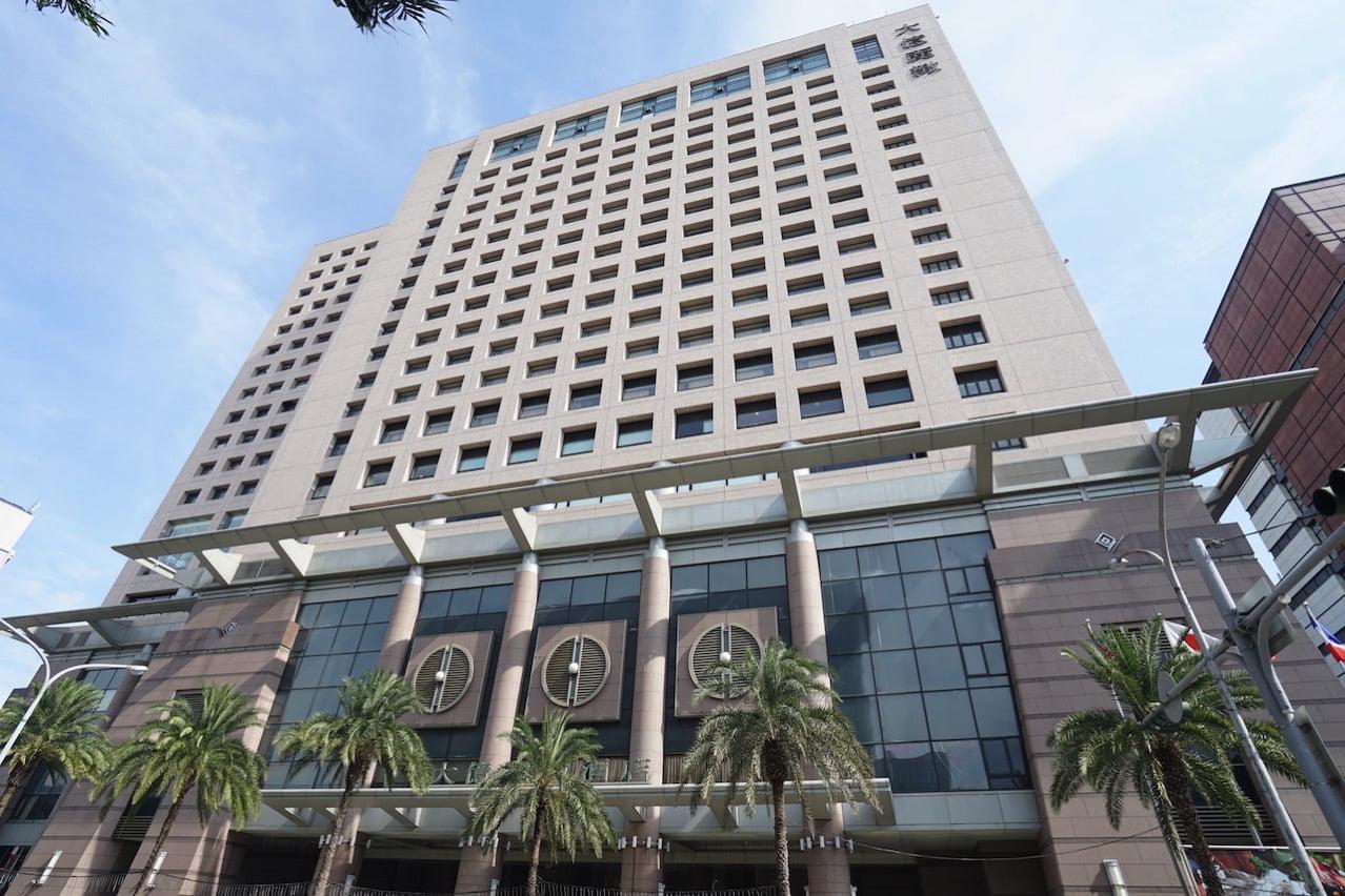 Tainan hotel landis 00212