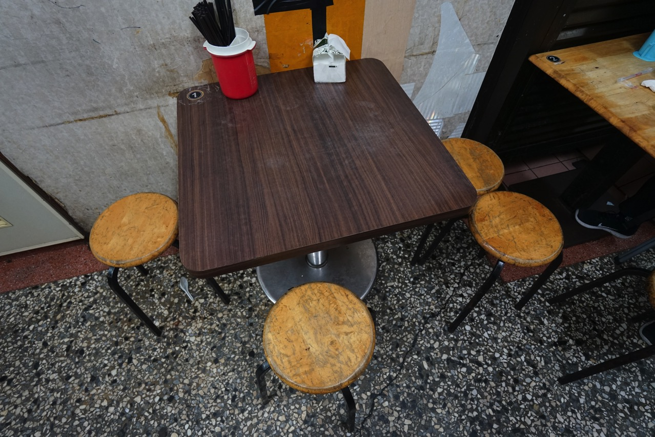 Tainan restaurant laothaiyanrou 0011