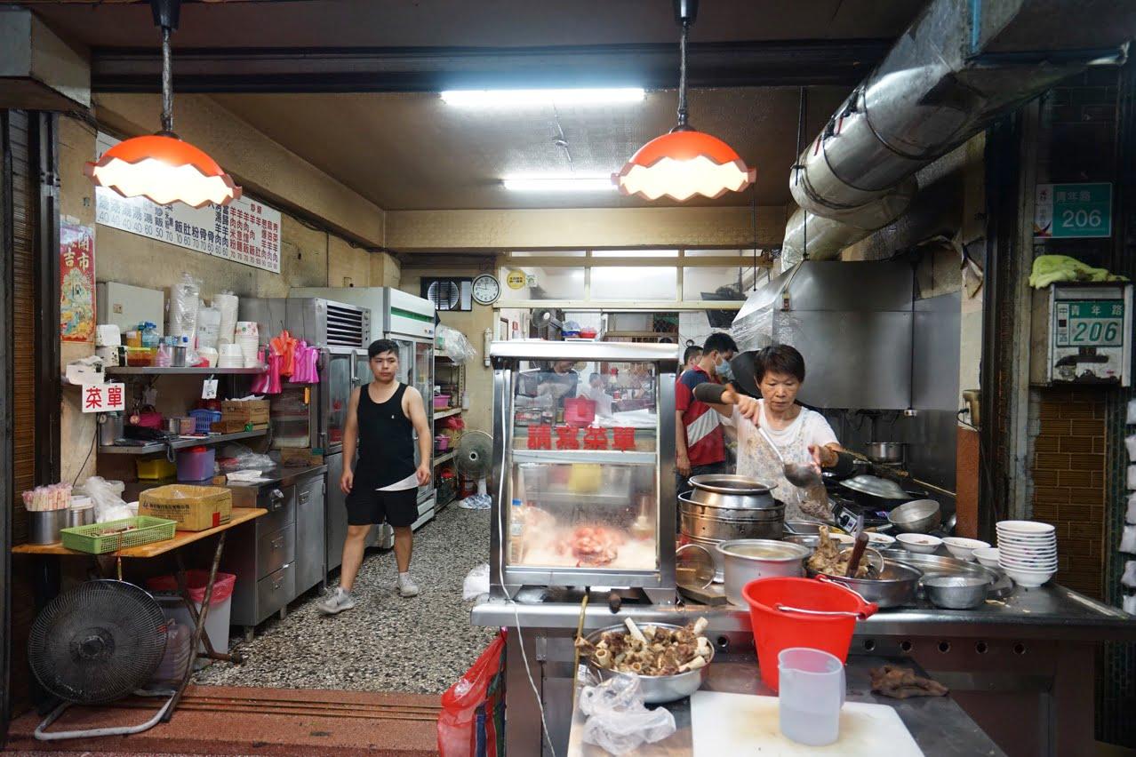 Tainan restaurant laothaiyanrou 0026