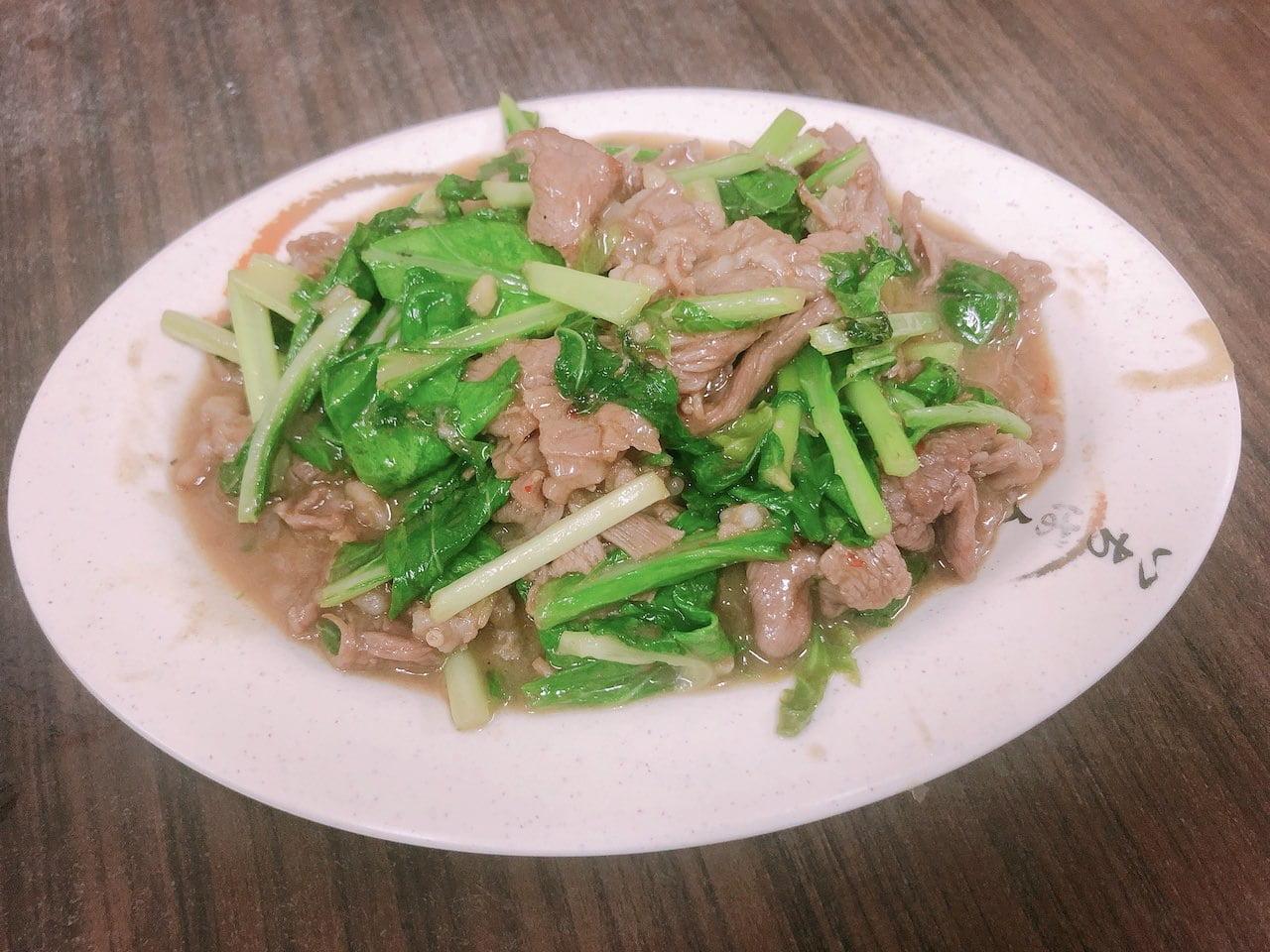Tainan restaurant laothaiyanrou 0029