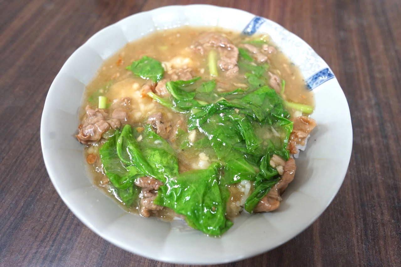 Tainan restaurant laothaiyanrou 007