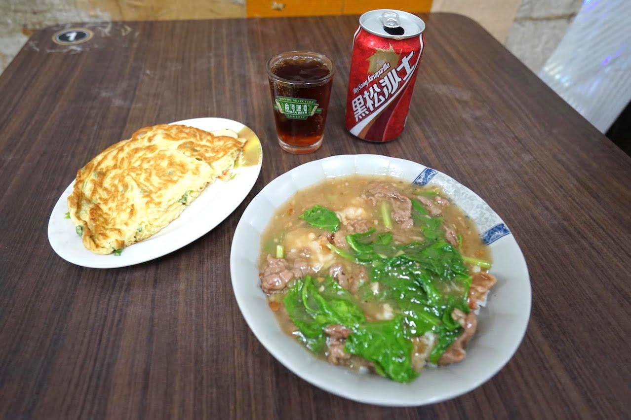 Tainan restaurant laothaiyanrou 008