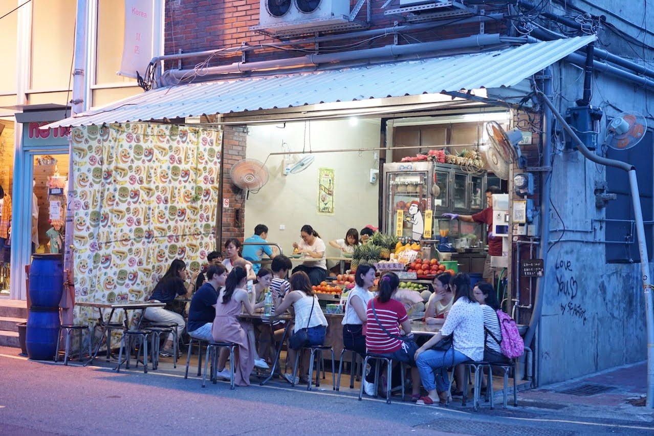 Tainan restaurant thaichungsuiguo 0001