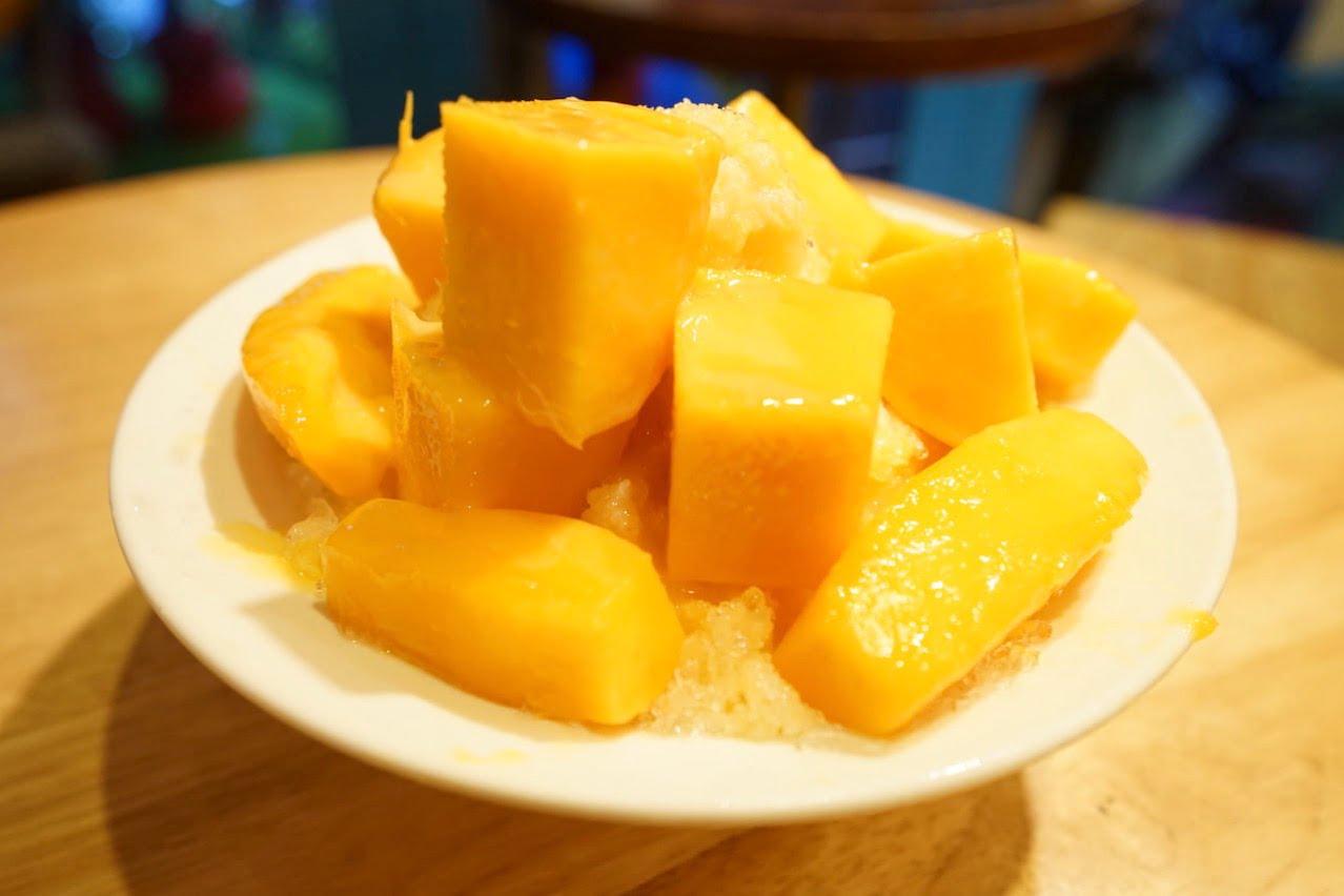 Taipei mango kakigori Ludousuanshami 0012