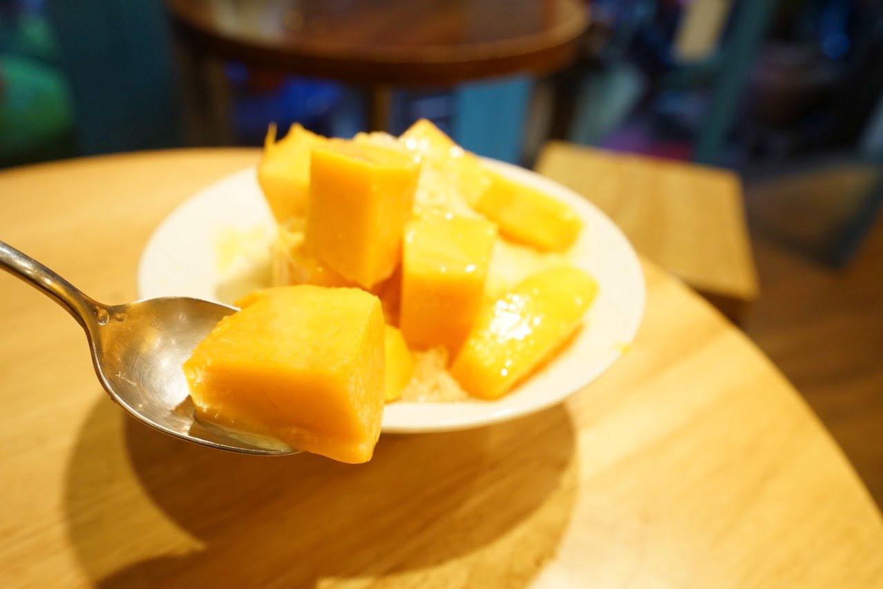 Taipei mango kakigori Ludousuanshami 0014