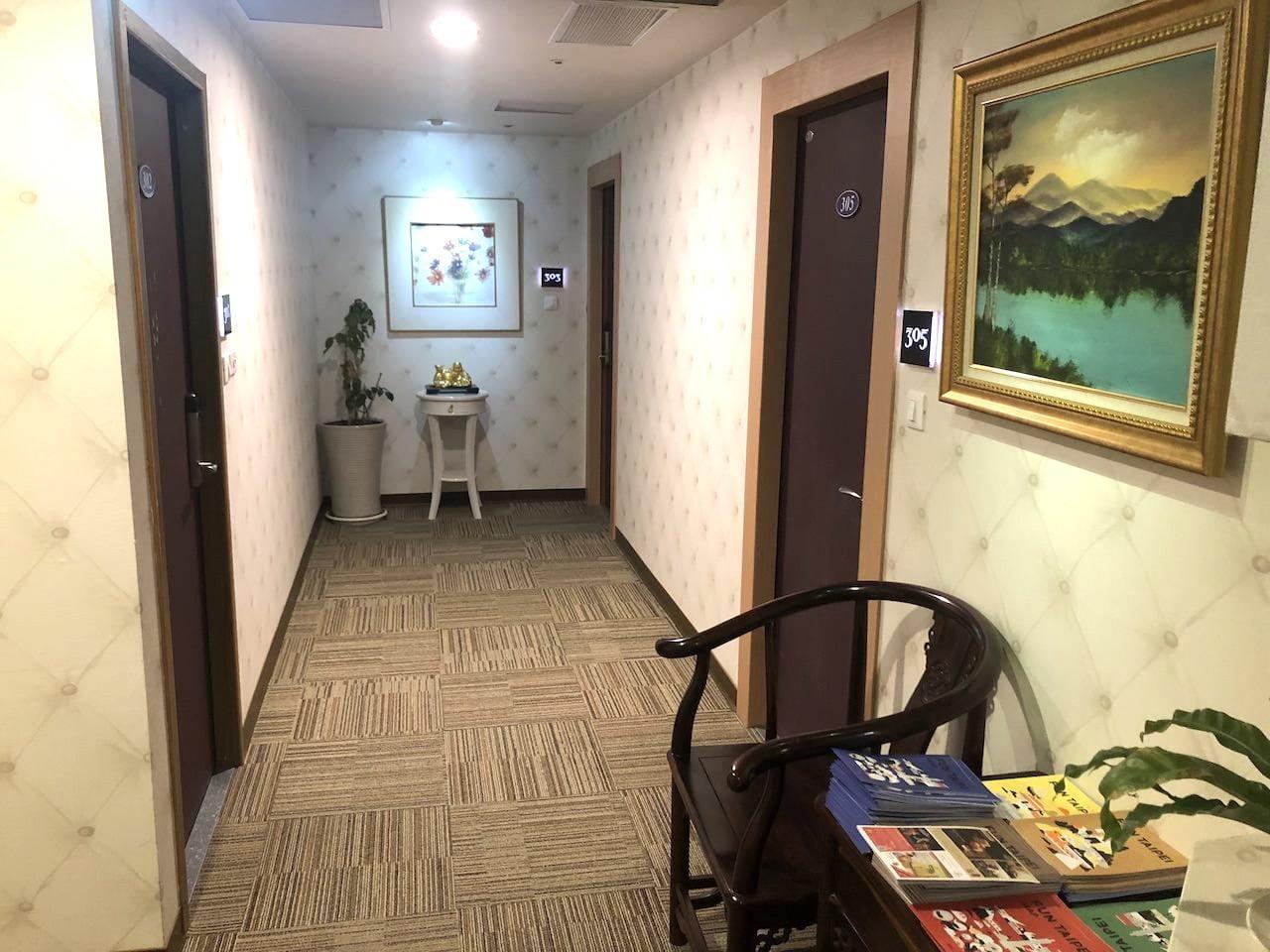 Taipei hotel oursinn 0002