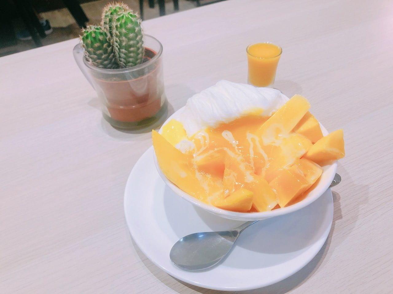 Taipei kakigori gomanmango 0024