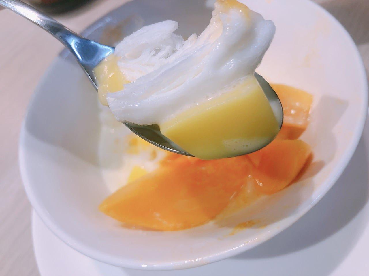 Taipei kakigori gomanmango 0034