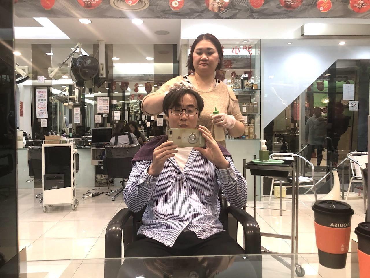 Taipei shampoo kobayashi 0010