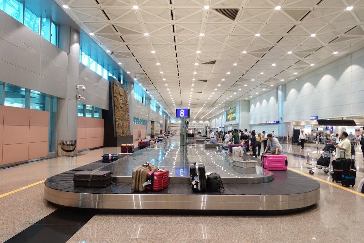 Taoyuan airpor terminal 2