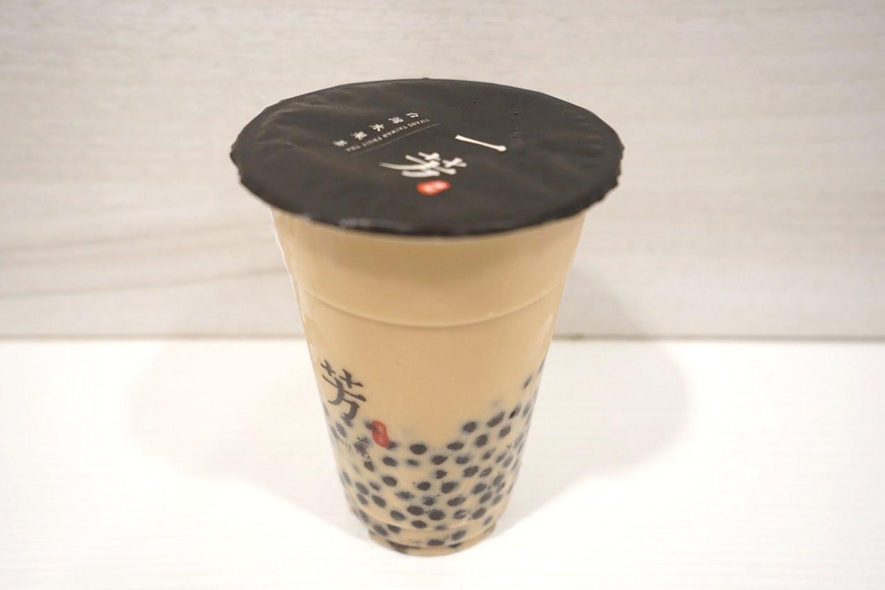 Tainan tapioka milktea 0007