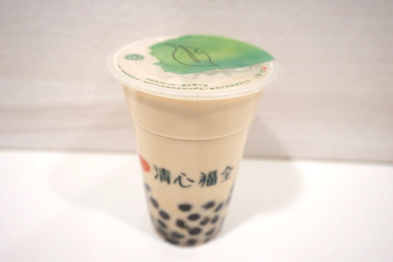 Tainan tapioka milktea 0013