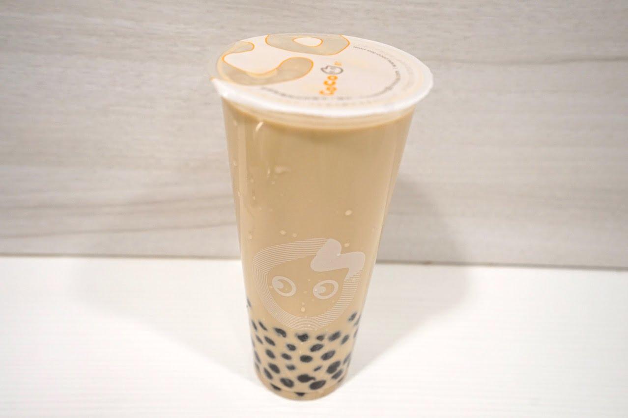 Tainan tapioka milktea 0015