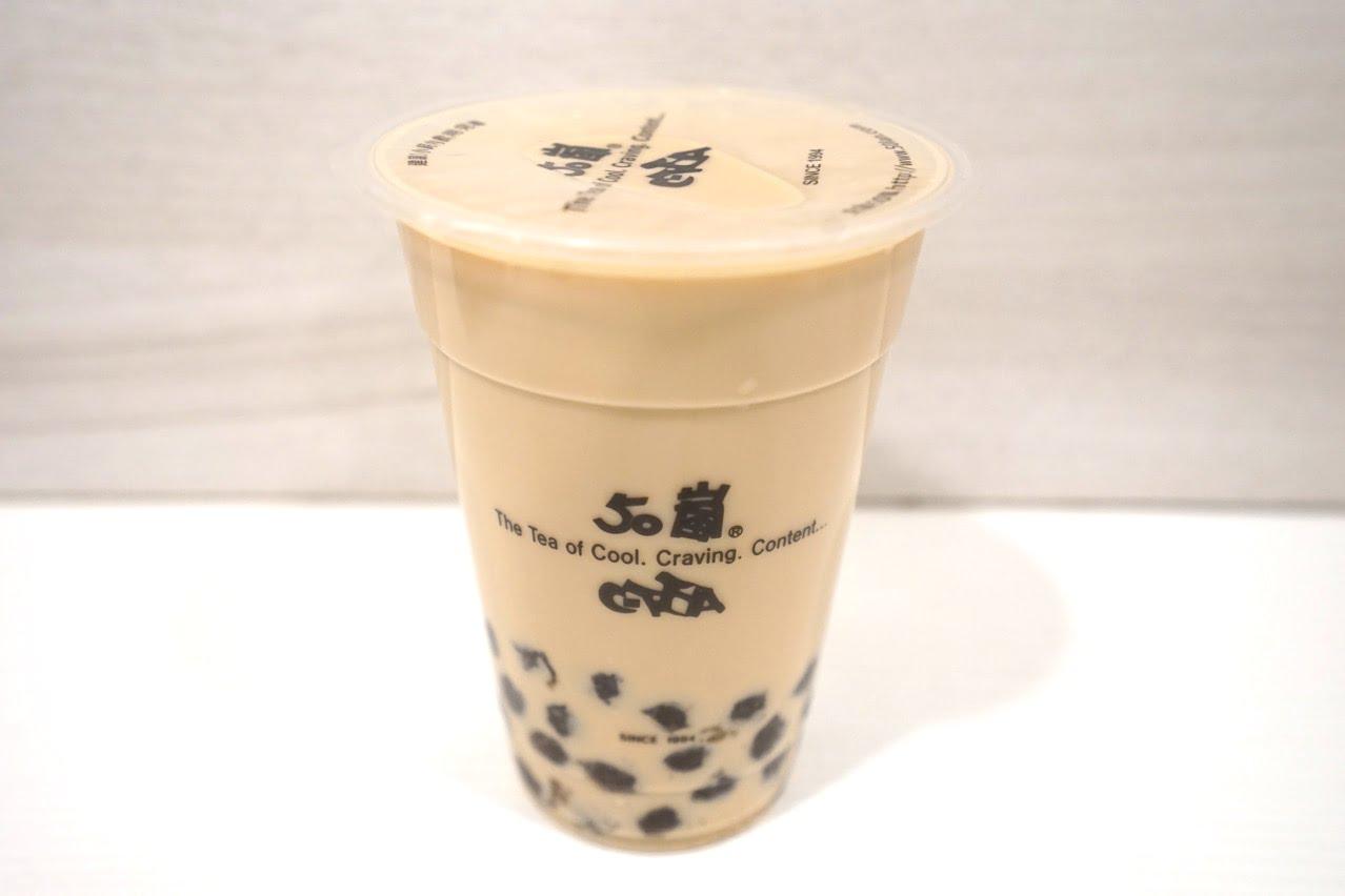 Tainan tapioka milktea 0016