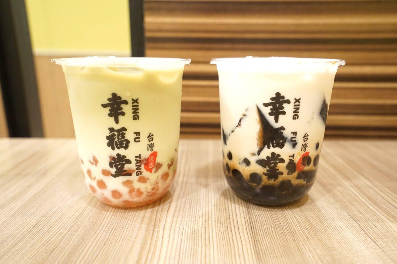 Tainan tapioka milktea 0021