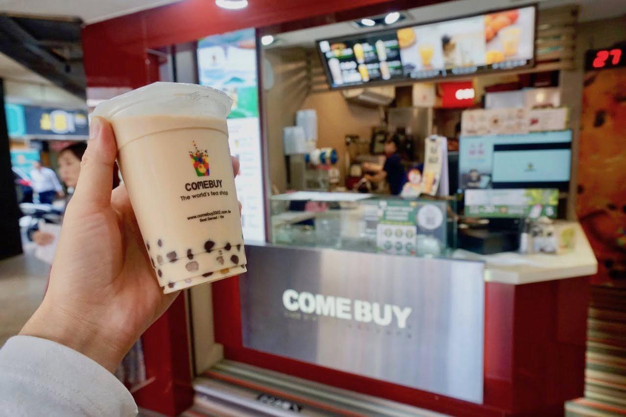 Taipei tapiokamilktea comebuy 004