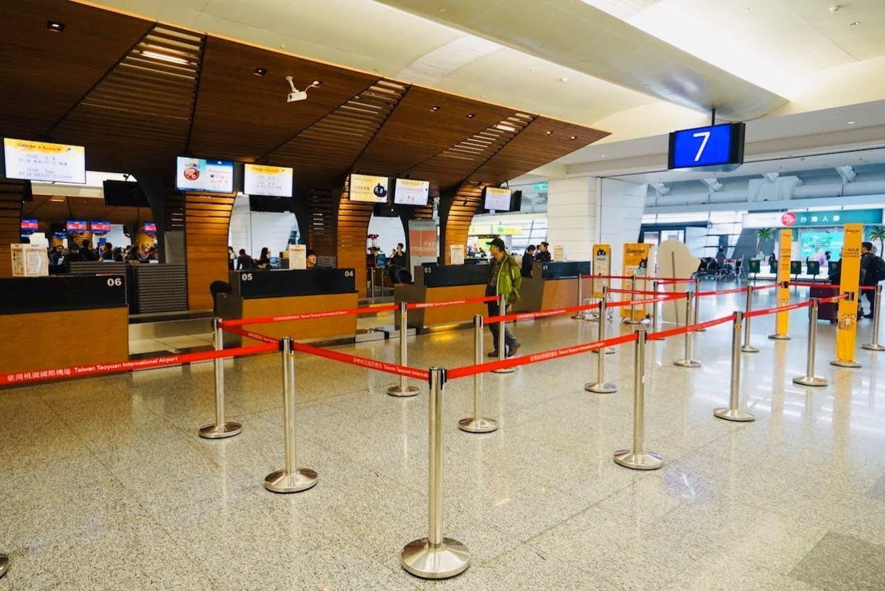 Taoyuan airport t1 001