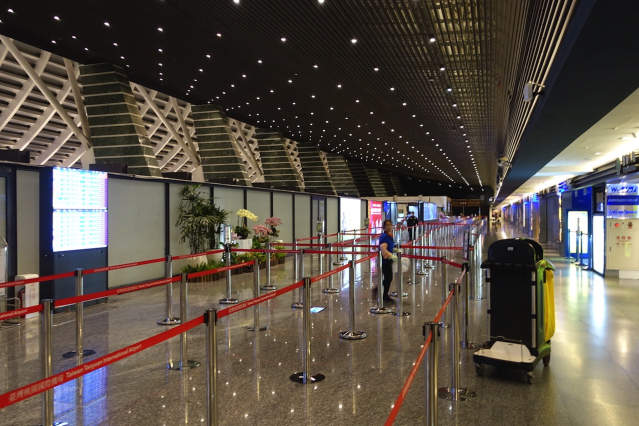 Taoyuan airport 01