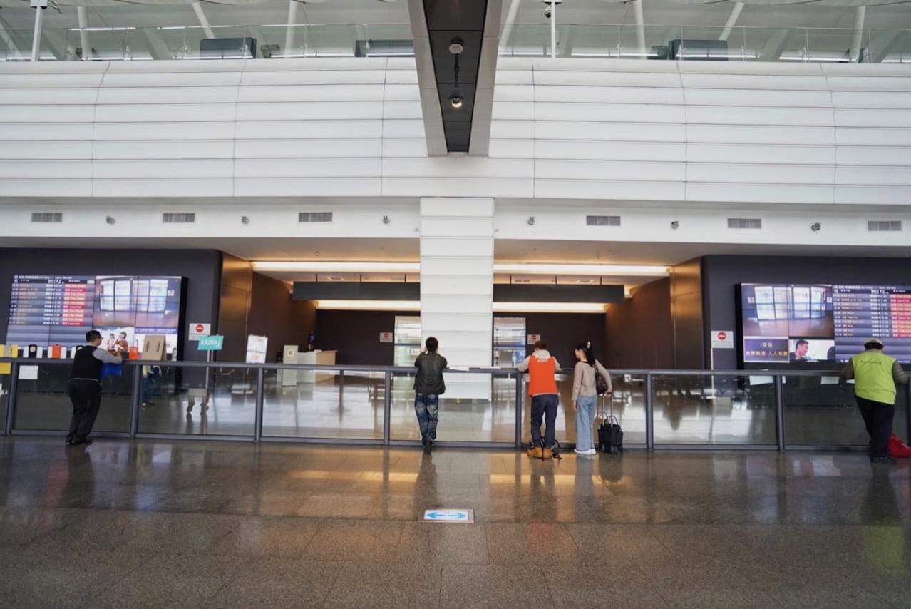 Taoyuan airport iTaiwan 001