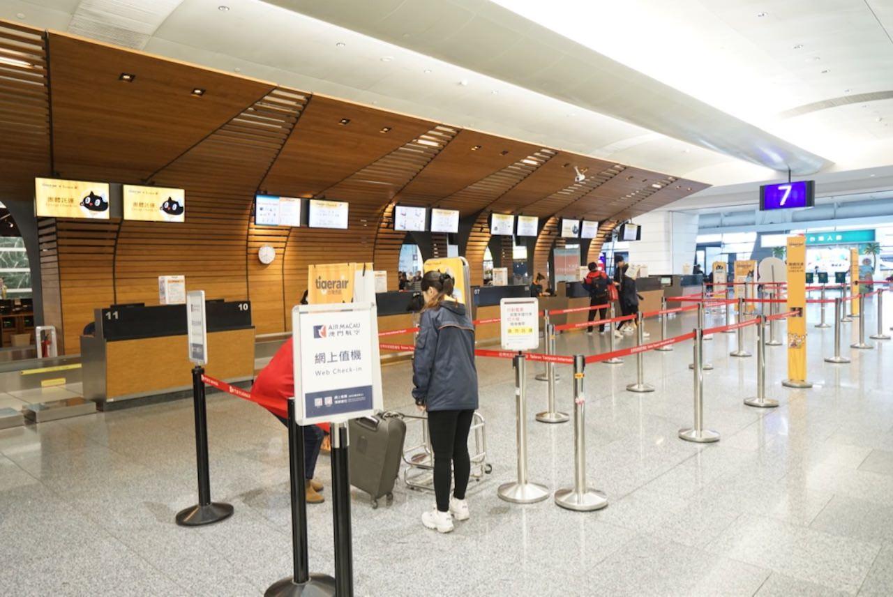 Taoyuan airport kikoku 0012