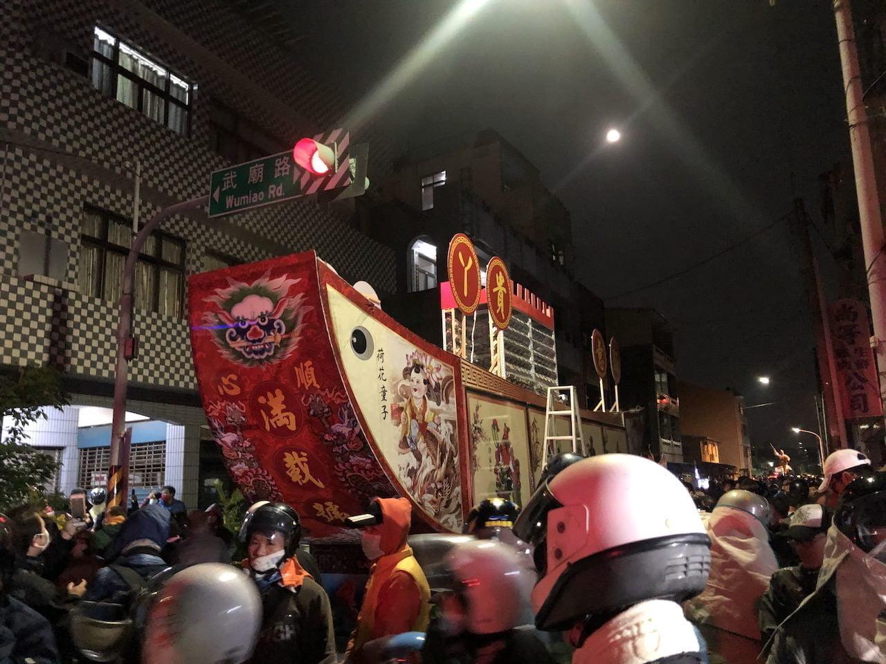 鹽水蜂炮(塩水ロケット花火祭り)の2020年の体験